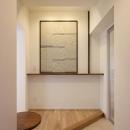 山王の住居(改装)の写真 玄関