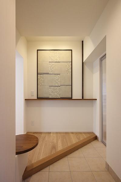 山王の住居(改装)の部屋 玄関