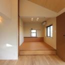 山王の住居(改装)の写真 和室