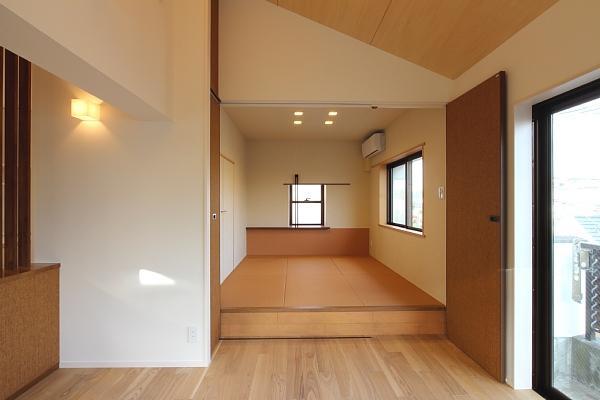 山王の住居(改装)の部屋 和室