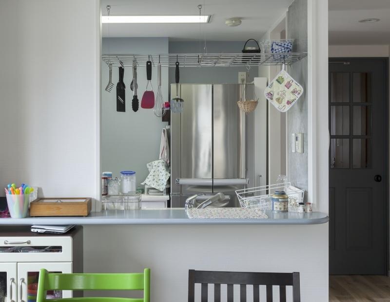 No.70 30代/4人暮らしの部屋 キッチン4