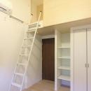 山王の住居(改装)の写真 子供部屋