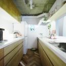 スッキリとしたキッチン