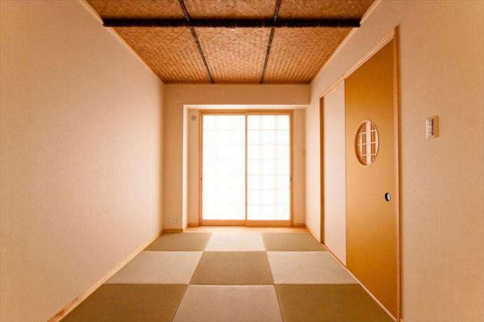 Re design Iの部屋 落ち着いた和室