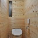キューブワン・ハウジングの住宅事例「杉板・珪藻土によるリフォーム その2」