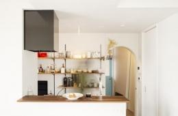 N FLAT (キッチン)