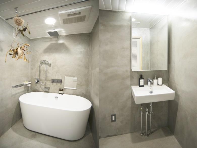 N FLATの部屋 バスルーム/洗面エリア