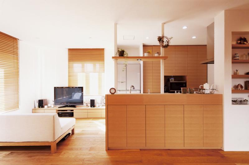 建築家:有限会社スタイル イズ スティルリビング「wanも楽しいリフォーム2」