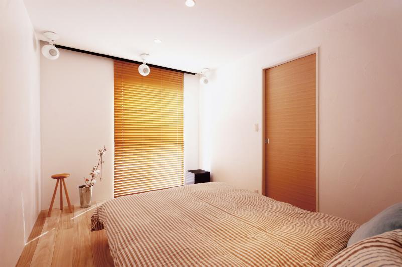 wanも楽しいリフォーム2の部屋 シアター付きベッドルーム