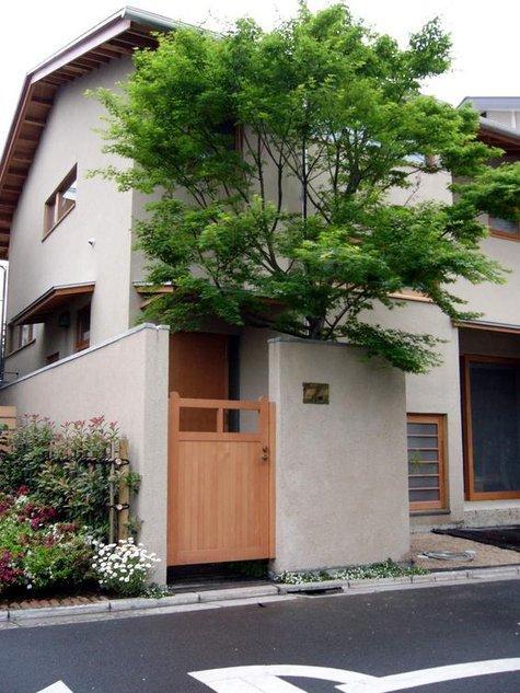 浦和岸町の家の部屋 北面アプローチ
