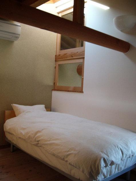 浦和岸町の家の部屋 2階寝室