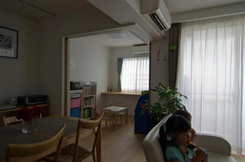 船橋 N HOUSEの部屋 ダイニングとの続きにある子供部屋