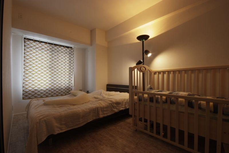 No.22 30代/3人暮らしの写真 寝室