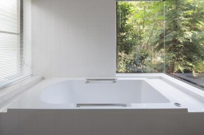 浴室 (湯河原の別荘)