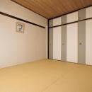 琉球畳と月桃紙の襖