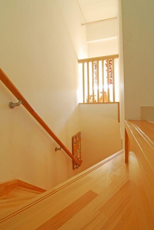 No.24 4人暮らしの写真 階段