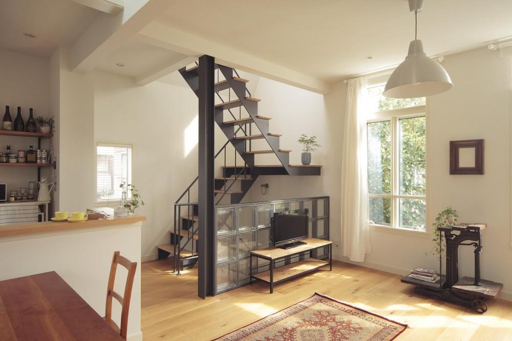 フレーバーハウス (階段)