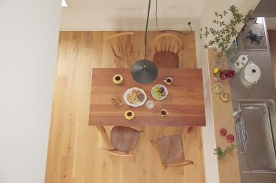フレーバーハウス (ダイニングキッチン)