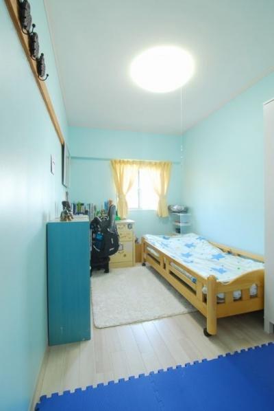 子ども部屋 (No.24 4人暮らし)