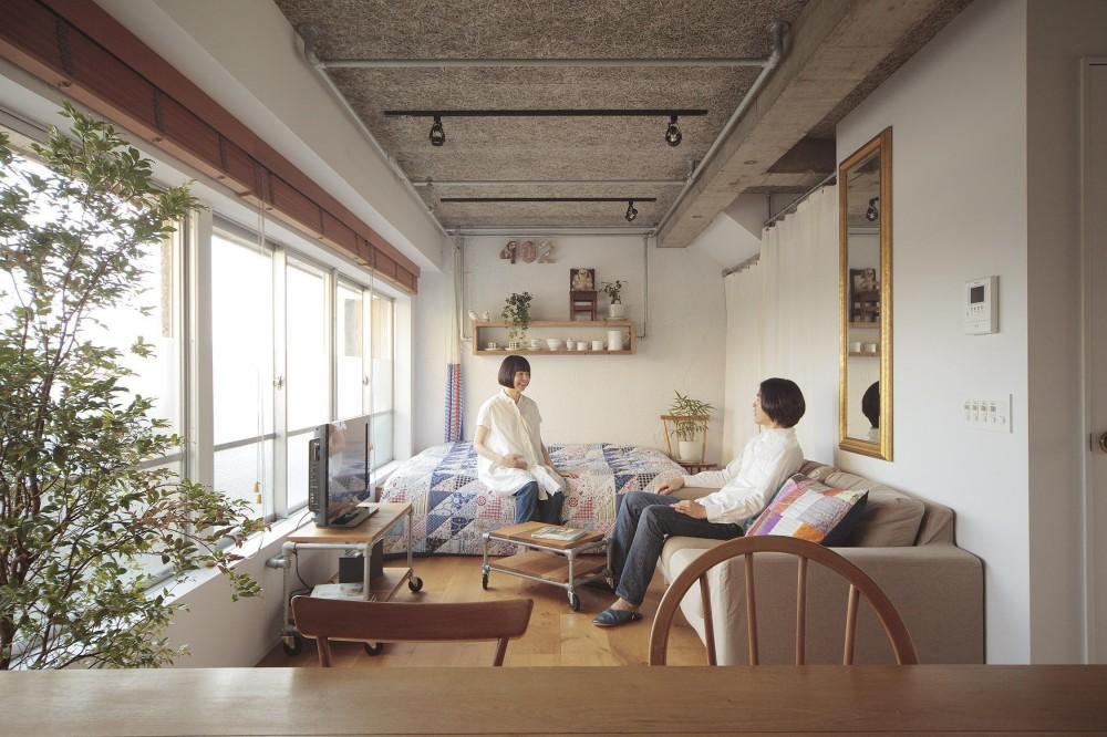 小嶋良一|こぢこぢ一級建築士事務所「Room402」