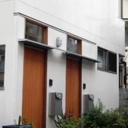 大和町の家 (角地に建っている住宅)