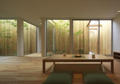 和室 (西三国の家)