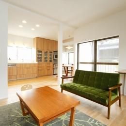 リノベーション・リフォーム会社 SHUKENの住宅事例「No.31 30代/3人暮らし」