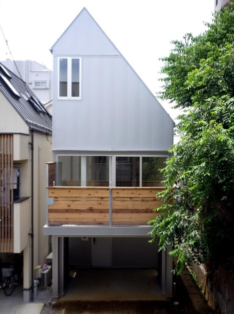 都市型狭小住居