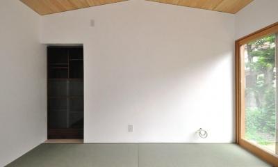 船底天井の家(リフォーム)