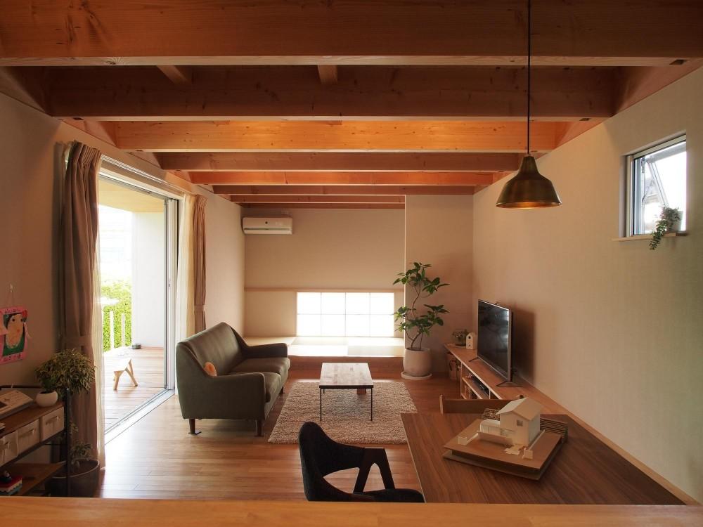 建築家:EMODIN「橿原の住宅」