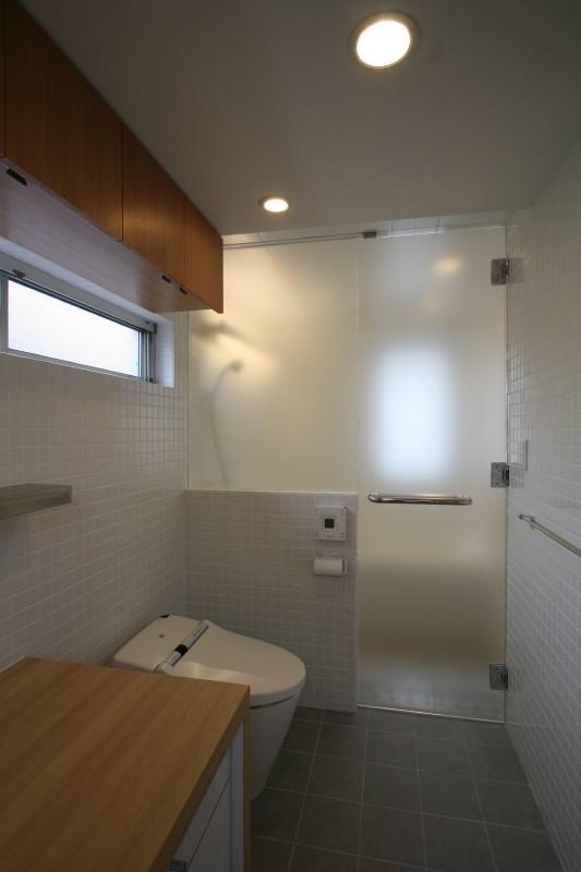 善福寺の家の写真 トイレ
