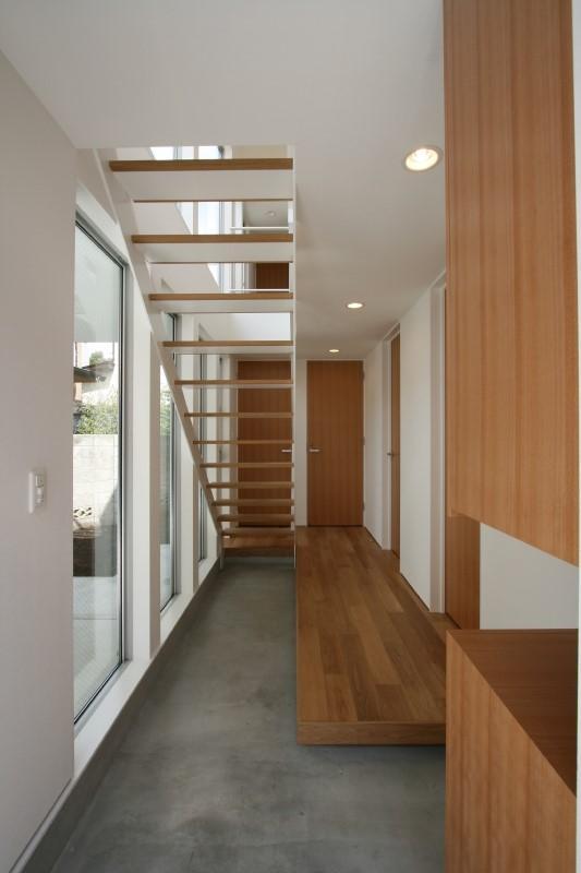 善福寺の家の写真 廊下・階段