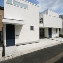 山本健太郎の住宅事例「善福寺の家」