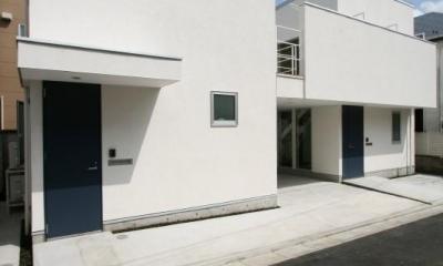 善福寺の家
