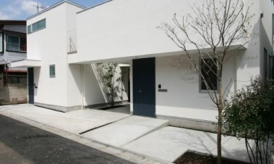 善福寺の家 (外観)
