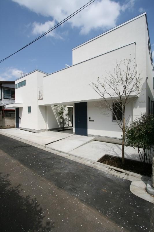 善福寺の家の写真 外観