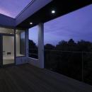 国見の家の写真 テラス