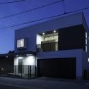 国見の家の写真 外観(夜景)
