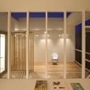 真岡の家の写真 テラス