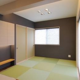 和室 (No.34 30代/3人暮らし)