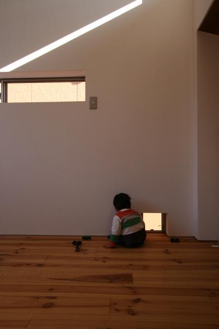 守谷の家 (子供部屋)