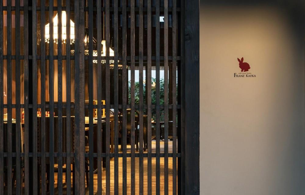 Cafe Franz Kafka|奈良町のレトロなブックカフェ【奈良市】 (Cafe Franz Kafka|奈良町のレトロなブックカフェ)