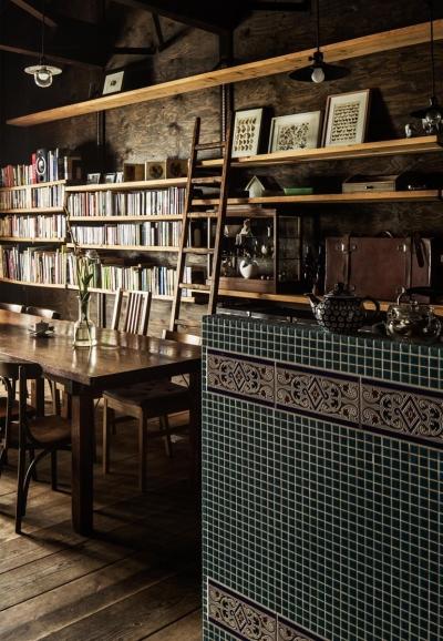 Cafe Franz Kafka|奈良町のレトロなブックカフェ (Cafe Franz Kafka|奈良町のレトロなブックカフェ【奈良市】)