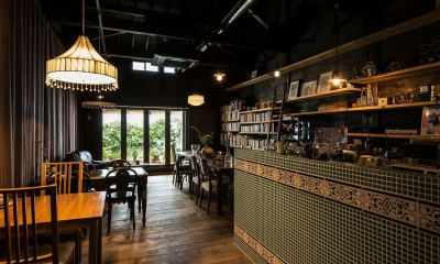 Cafe Franz Kafka|奈良町のレトロなブックカフェ【奈良市】