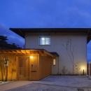 堺 武治の住宅事例「龍田町の家」