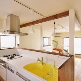 a邸・リビングをベストポジションにして、すがすがしく、片付けやすく・・・。