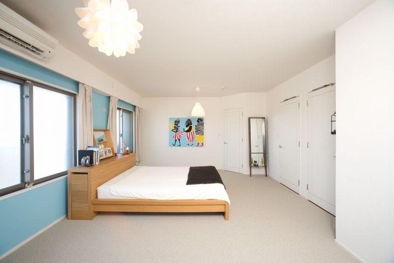 No.37 30代/2人暮らしの部屋 寝室