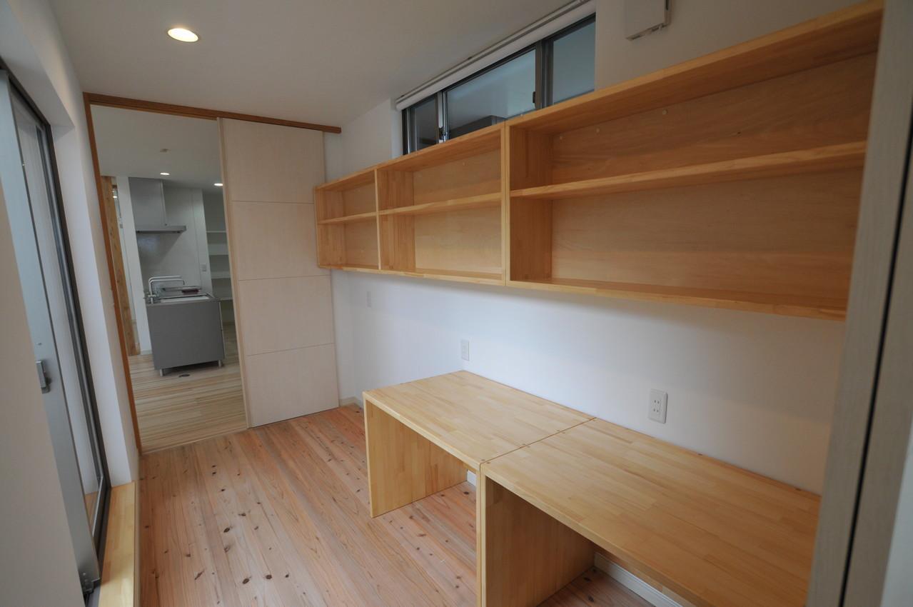 志布志市S邸の写真 収納スペース