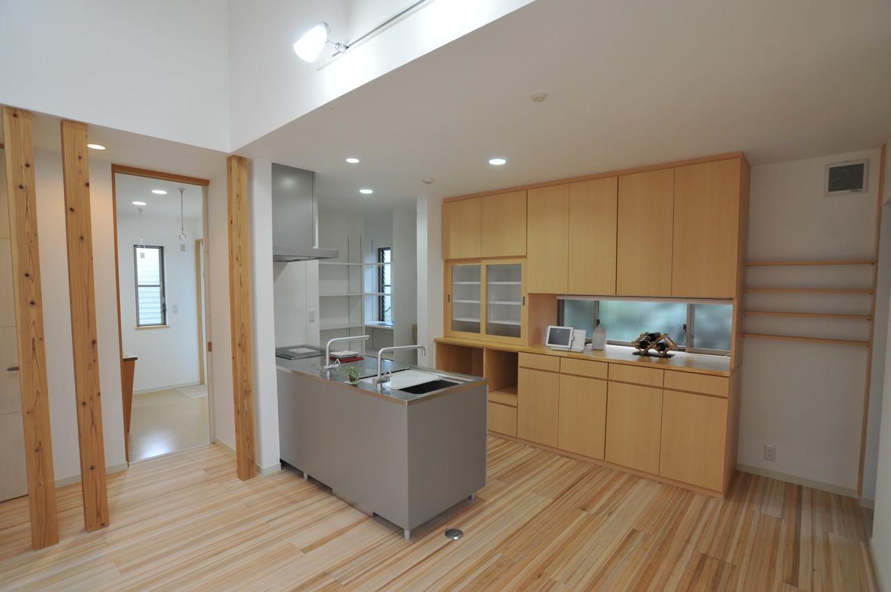 志布志市S邸の写真 キッチン