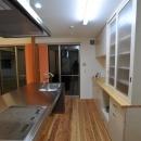 ステンレス製キッチン